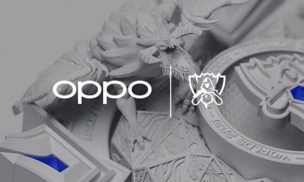 OPPO anuncia su asociación, por tercer año consecutivo, con Riot Games para el Campeonato Mundial de League of Legends 2021