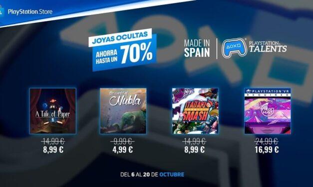 Joyas Ocultas llega a PlayStation Store incluyendo una representación del desarrollo «Made in Spain» de PlayStation Talents