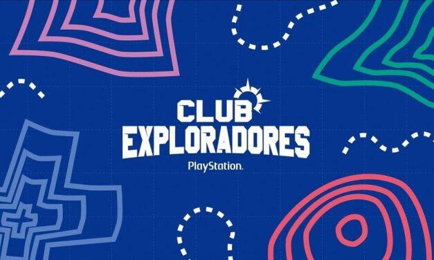 No te pierdas el martes 26 de octubre, a las 21:00 horas, el evento final del Club de Exploradores PlayStation