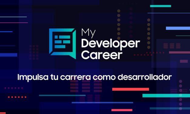 Samsung lanza MyDeveloperCareer, para mejorar la empleabilidad de la comunidad de desarrolladores Samsung Dev Spain