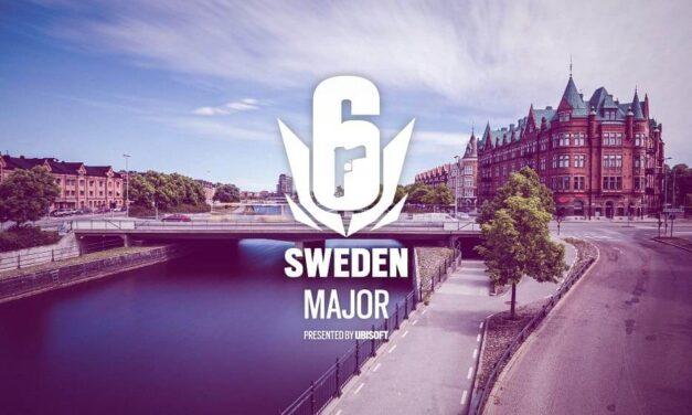 El próximo Six Major de Tom Clancy's Rainbow Six se celebrará en Suecia del 8 al 14 de noviembre