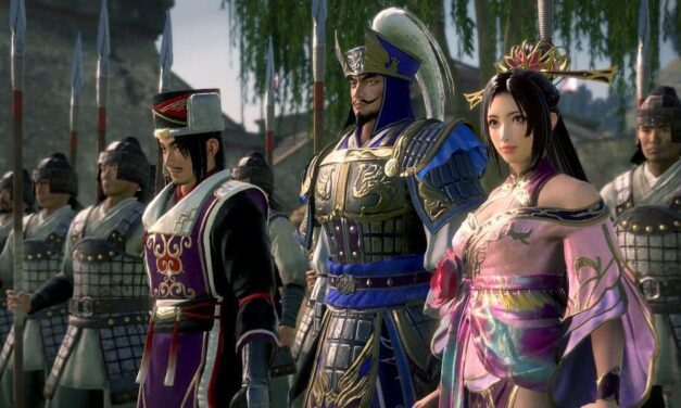 Confirmado el lanzamiento el 15 de febrero de 2022 de Dynasty Warriors 9 Empires