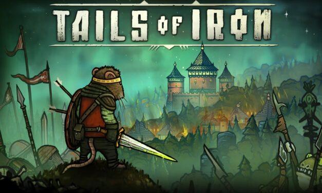 Análisis de Tails of Iron para PC