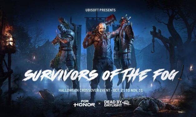 Los héroes de For Honor se enfrentan al Trampero de Dead by Daylight en el nuevo modo de juego de Halloween, disponible mañana