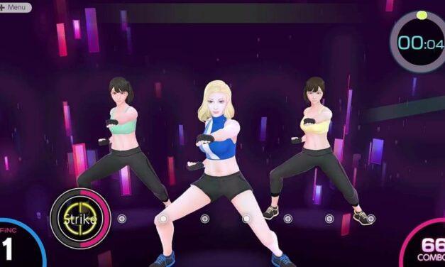 Tu entrenador personal ha llegado con Knockout: Home Fitness para Nintendo Switch
