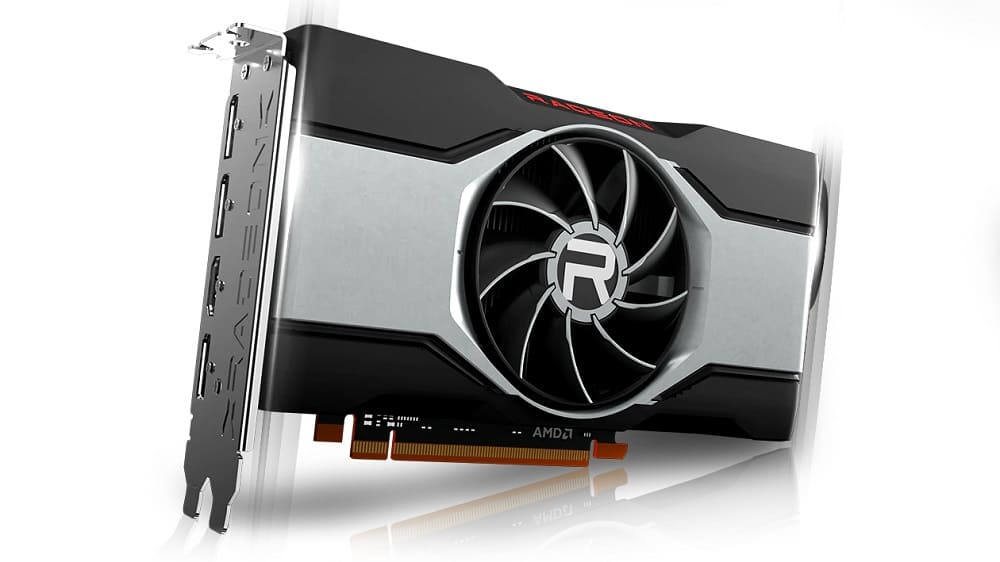 AMD lanza su gráfica Radeon RX 6600