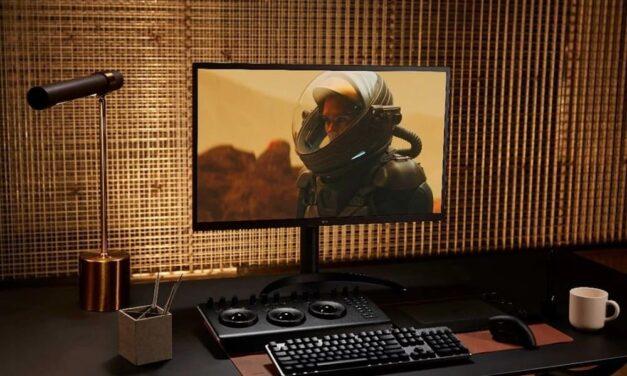 LG expande su catálogo de monitores OLED en España con LG UltraFine OLED 32EP950