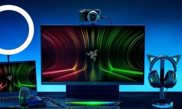 Razer presenta la webcam Kiyo X y la tarjeta capturadora Ripsaw X para los nuevos streamers