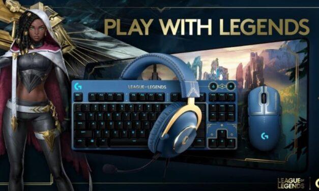 Logitech G y Riot Games presentan el equipo oficial de League of Legends