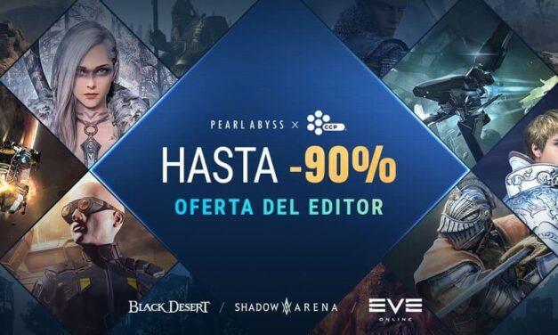 Llévate Black Desert Online por 0,99€ gracias a Pearl Abyss y CCP